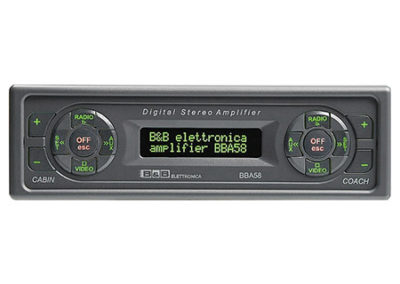 Amplificatore BBA58
